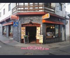 bar piqueteadero y cafeteria