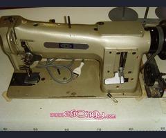 Maquina de coser Alfa industrial triple arrastre