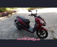Se vende Scooter 125 cm3   2 500kms