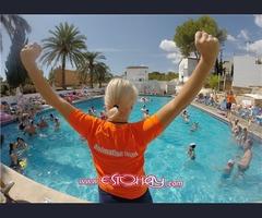 Bailarines para hoteles en Islas Canarias