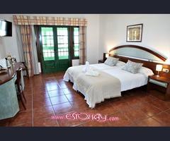 Limpieza de pequeño hotel rural y apartamentos