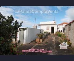 ID-233   Casa Rústica con Terreno en Llano Negro Garafia .
