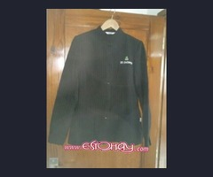 CHAQUETA INSTITUTO ZONZAMAS
