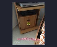 Se vende varios tipos de mueble,semi nuevos,bien de precios