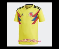 Réplica exacta camisa selección Colombia