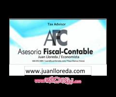 ASESORIA FISCAL Y CONTABLE JUAN LLOREDA