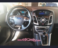 Ford Focus Ecoboost Edition