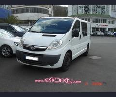Opel Vivaro combi 6, CAMPERIZADA