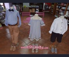 Tienda moda infantil complementos y puericultura