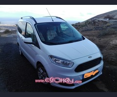Tourneo courier 2016 1.5dci