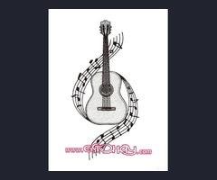 Clases de guitarra, Ukelele y Bajo Eléctrico