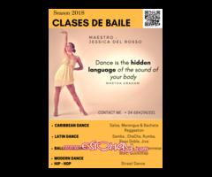 ¡¡¡ Clases di Baile !!! todo los nivel