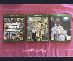 Xbox One más juegos