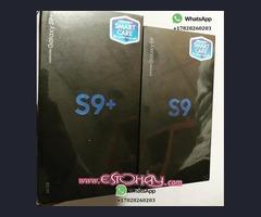 original Samsung S9 e S9 Plus smartphone con garanzia