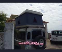 caseta techo de coche