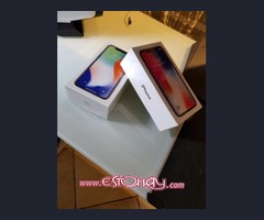 Apple iPhone X 256GB and Samsung Galaxy S9/9Plus Available.