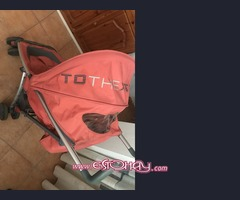 Carro plegable tijera casual play