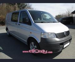 Volkswagen Transporter 2.5 TDI 130Hk
