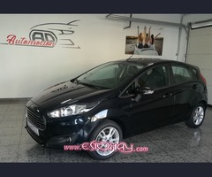FORD FIESTA DURATEC