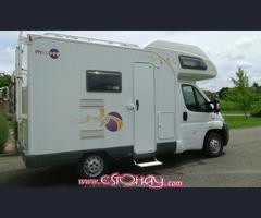 Vendo Autocaravana Capuchina 2200 JTD 100 CV
