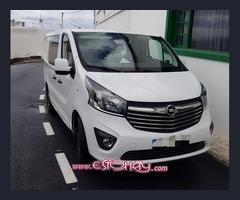 Opel vivaro biturbo 1.6 125cv