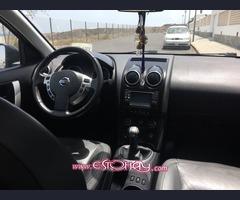 Se vende Nissan Qashqai 1.6 de gasolina (117 CV).