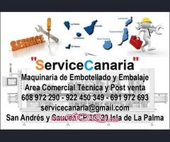 ServiceCanaria Servicio Ventas & Post Venta