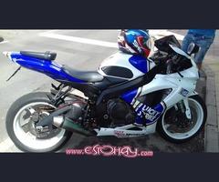 Susuki gsxr 600