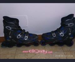 Pareja de patines en linea Roller Blade talla 43