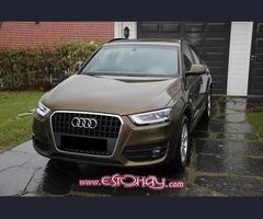 Audi Q3 2.0 T FSI S-tronic Quattro 220 Cv