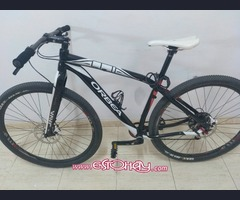 Bicicleta Orbea (Aluminio y Carbono)