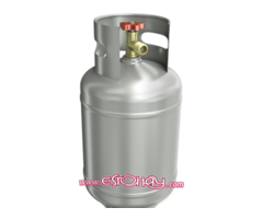 Envase botella gas propano