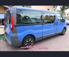 Renault Trafic Combi 9 Sitze