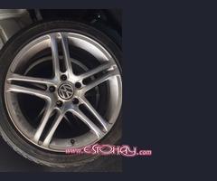 """Llantas 18 """" y neumáticos"""