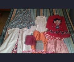 Lote de vestidos nuevos