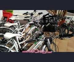 Bici de segunda mano paseo, híbrida y MTB