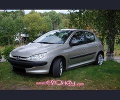 Peugeot 206 1,4 HDI XS Line