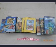 LOTE DE CD Y VÍDEOS