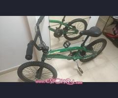 BMX vendo por no usar