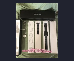 Apple Watch Series 3 42mm Nike Plata