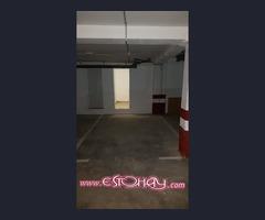 Plaza garaje con trastero