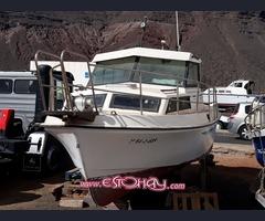 Barco rodman 700