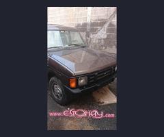 Vendo Land Rover Discovery