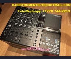 Vendo Pioneer Djm-900 Nxs2/ Pioneer ddj-Rzx / Pioneer djm-Tour1/ Pioneer xdj-Rx2