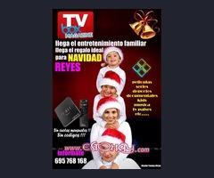 tv box configurada