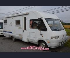 Bürstner 647I ELEGANCE 2000