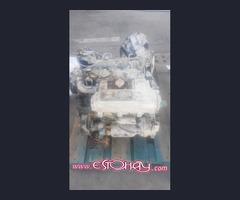 Motor yanmar3jh2 ce