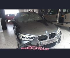 BMW 118D 2.0 DIESEL AUTOMATICO