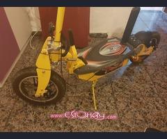 Vendo patinete electrico 1500w