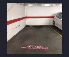 Garaje céntrico